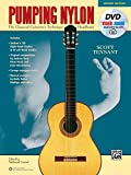 Pumping Nylon: The Classical Guitarist's Technique Handbook: The Classical Guitarist's Technique Handbook, Book, DVD & Online Video/Audio