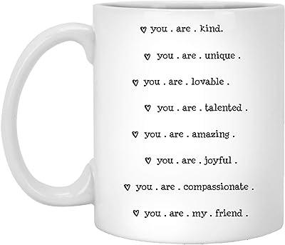 Friendship Mug Mug For Friend Best Friend Mug Friendship Gift Friend Birthday Gift Bff Mug Gift For A Friend Coffee Mug 11oz