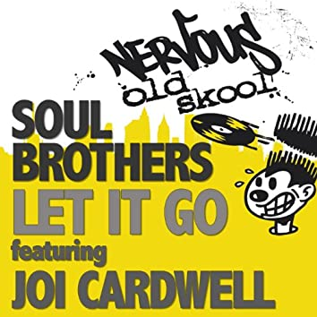 Let It Go Feat Joi Cardwell