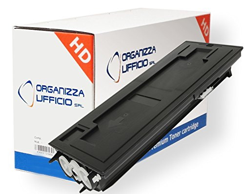 Organizza Ufficio Toner O-TK-410, Compatibile con Kyocera Mita KM 1620, KM 1635, KM 1650, KM 2020, KM 2035, KM 2050,Durata 15.000 Pagine.
