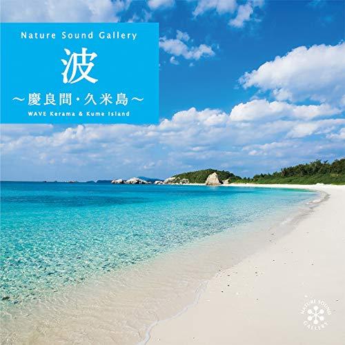 波~慶良間・久米島 / ヒーリング CD BGM 音楽 癒し ヒーリング ミュージック 海 自然音 波の音 ギフト プレゼント イージーリスニング