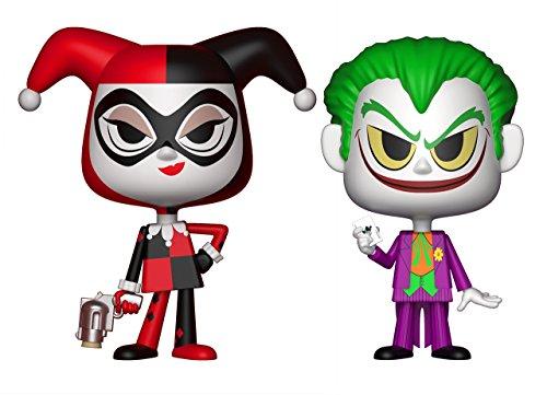 Figuras Vynl DC Comics Harley Quinn & The Joker