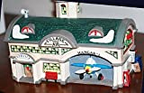 Department 56 VILLAGE AIR Airport #5439-9 SNOW VILLAGE (8 1/2 Inches Tall)