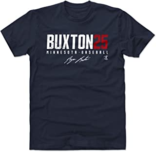 500 LEVEL Byron Buxton Shirt - Minnesota Baseball Men's Apparel - Byron Buxton Elite