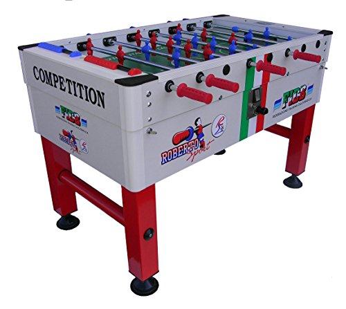 Roberto Sport Calcetto Competition Ficb Ufficial Bianco Unica