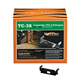 Tiger Claw TC-3S Hidden Deck Fasteners, F-4401-3SRB (90-Pack)