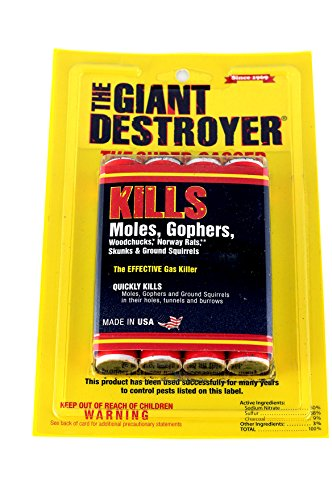 Atlas Giant Destroyer 00333 Gas Bomb