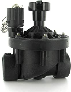 "Rain Bird 150-PESB 1 1/2"" Inlet Industrial Irrigation Valve w/Self-Cleaning Scrubber"