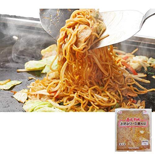 イカ屋荘三郎 業務用 こってり ソース焼きそば 1kg お取り寄せ グルメ ヤマキ食品