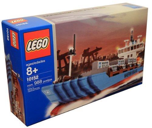 Lego Maersk Sealand Container Ship - Original 2004 Edition by LEGO