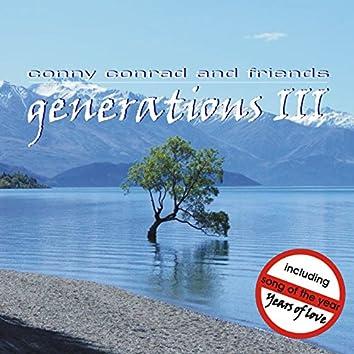 Generations, Vol. 3