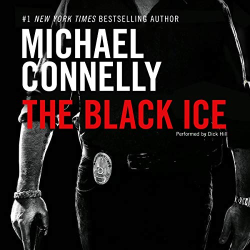 The Black Ice: Harry Bosch Series, Book 2  By  cover art