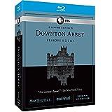 Masterpiece: Downton Abbey Seasons 1 & 2 & 3 & 4 (11 Blu-Ray) [Edizione: Stati Uniti]
