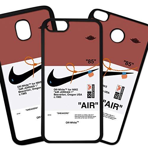 Tuscaprichosonline Fundas De Moviles Carcasas De Moviles Funda Carcasa Compatible con Marca Deportiva Nike Air Jordan Logo Paquete DIRECCION