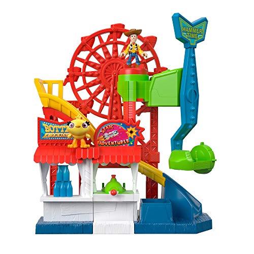 Fisher-Price Disney Pixar Toy Story 4 Carnival Playset