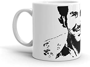 Pablo Escobar Narcos Mug 11 Oz White Ceramic
