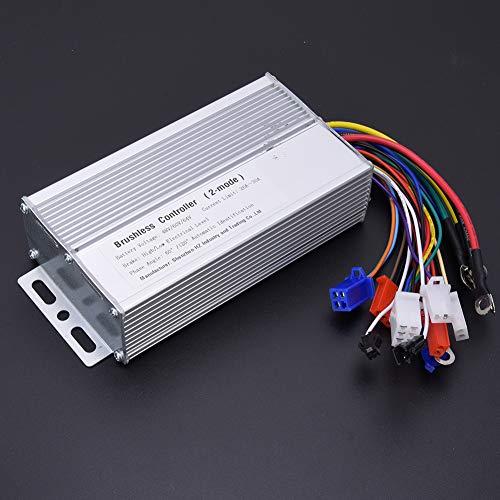 Denkerm Multifunción 12 Tubos 1000W-1500W Controlador de Motor sin escobillas Controlador de...
