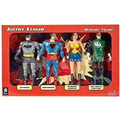 Image: Justice League Bendable Boxed Set - NJ Croce