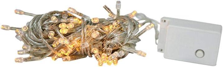 100 LED Super Brighter Decorative Light - Yellow
