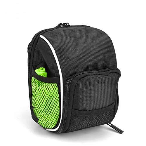 Fietstas, mountainbike grote capaciteit Tail Bag taille tas mountainbike tas met regenhoes hoofd pakket accessoires