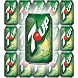 7UP, 12 oz Can (Pack of 15, Total of 180 Fl Oz)
