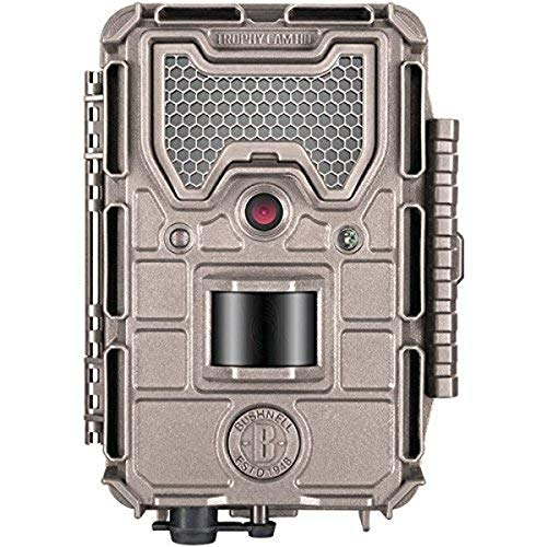 Bushnell 16MP Trophy Cam HD Essential E3 Trail Camera,...