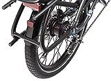 Tern Faltrad Vektron P7i Fahrrad E-Bike 7 Gang Alu Grau 25 km/h Nabenschaltung Shimano 36V 250W, CB19EHPC07HLRLH23 - 7