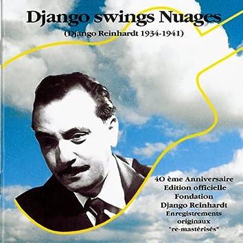 Django Swings Nuages 1934-1941 (73 Tunes)