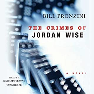 The Crimes of Jordan Wise audiobook cover art