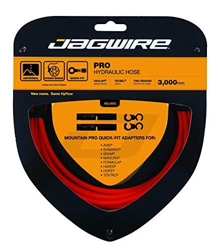 Jagwire Mountain Pro Kit durite hydraulique Orange