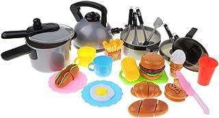 SM SunniMix パン スプーン 圧力鍋 調理器具 台所用品 ままごと おもちゃ