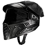 Carbon OPR Full Head Coverage Thermal Paintball Goggles...