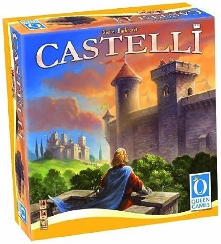 nuevo sádico Castelli Castelli Castelli Board Game by Queen Games  hermoso