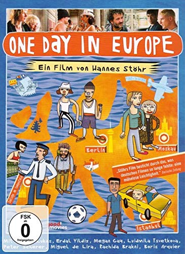 One Day in Europe [Alemania] [DVD]