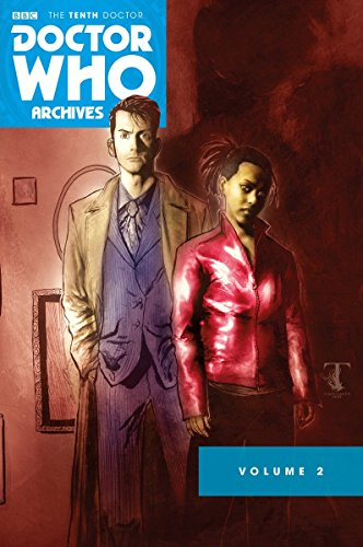Doctor Who: The Tenth Doctor Archive Omnibus 2 (Doctor Who: the Tenth Doctor Archives Omnibus)