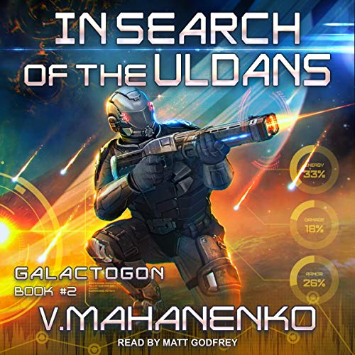 Page de couverture de In Search of the Uldans