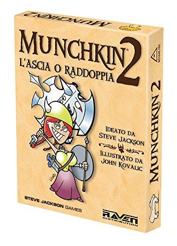 Raven - Munchkin 2 - L Ascia O Raddoppia