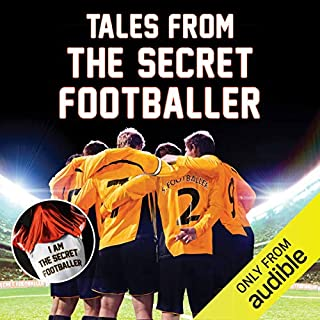 Tales from the Secret Footballer cover art