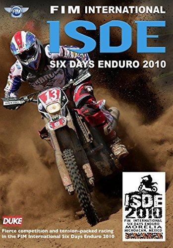 International Six Day Enduro 2010 DVD