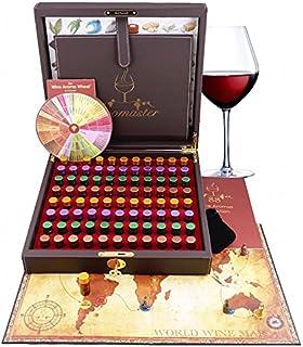 Coffret Master Sommelier - 88 Arômes du Vin (jeu inclus)