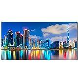 HYFBH Stadtbild Dubai Niederländische Küste