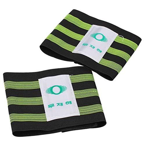 XIAOHUA-UK Bandas para Las piernas, Cinturón de Seguridad para Bicicletas, Cinturones elásticos para el Ancho de la Bicicleta Cinturón de Seguridad Puttee (10 PCS)