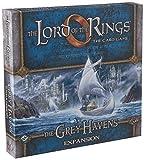 El Señor de los Anillos LCG: Expansión Deluxe de Los Havens Grey
