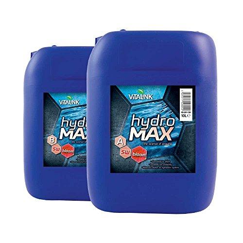 VitaLink Hydro Max Bloom Water Soft, Blu, A+B, 20 L