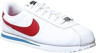 82b874407a Nike Cortez Basic SL (GS) - Zapatillas de Running, Niño, Blanco(