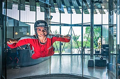 JOCHEN SCHWEIZER Geschenkgutschein: Bodyflying (4 Min.) - Arena München