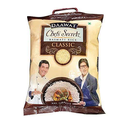 神戸スパイス バスマティライス DAAWAT 5kg(1袋)