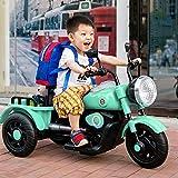 Lotee Control remoto Coche elctrico Coche de dibujos animados Rc Coche de juguete Coche elctrico for nios Motocicleta Nios Triciclo Juguete El coche puede sentarse Personas cargando Nio Nia Coch