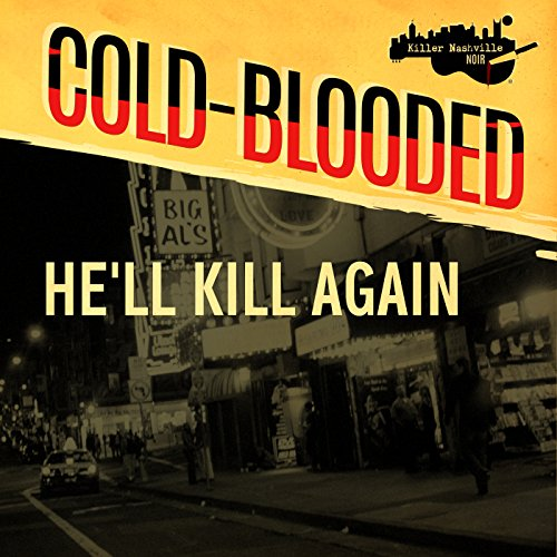 He'll Kill Again audiobook cover art