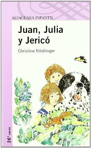 JUAN, JULIA Y JERICO (Proxima Parada 8 Años)